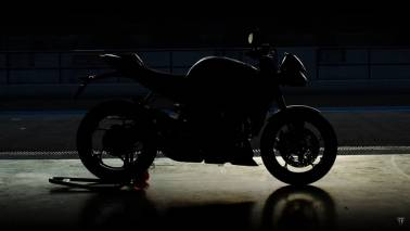 Triumph teases new Street Triple RS: October 7 launch confirmed