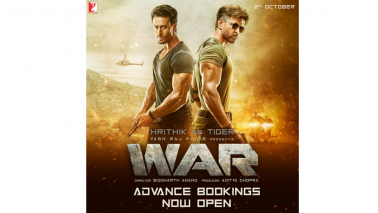 Tiger Shroff enters elite league with 'War', set to score big with 'Baaghi 3' next