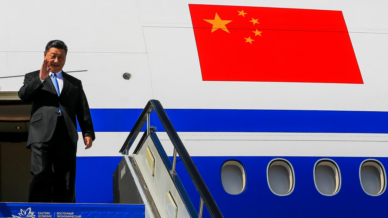 No.4 |President of China, Xi Jinping |Emission: 8,280 (Image: Reuters)