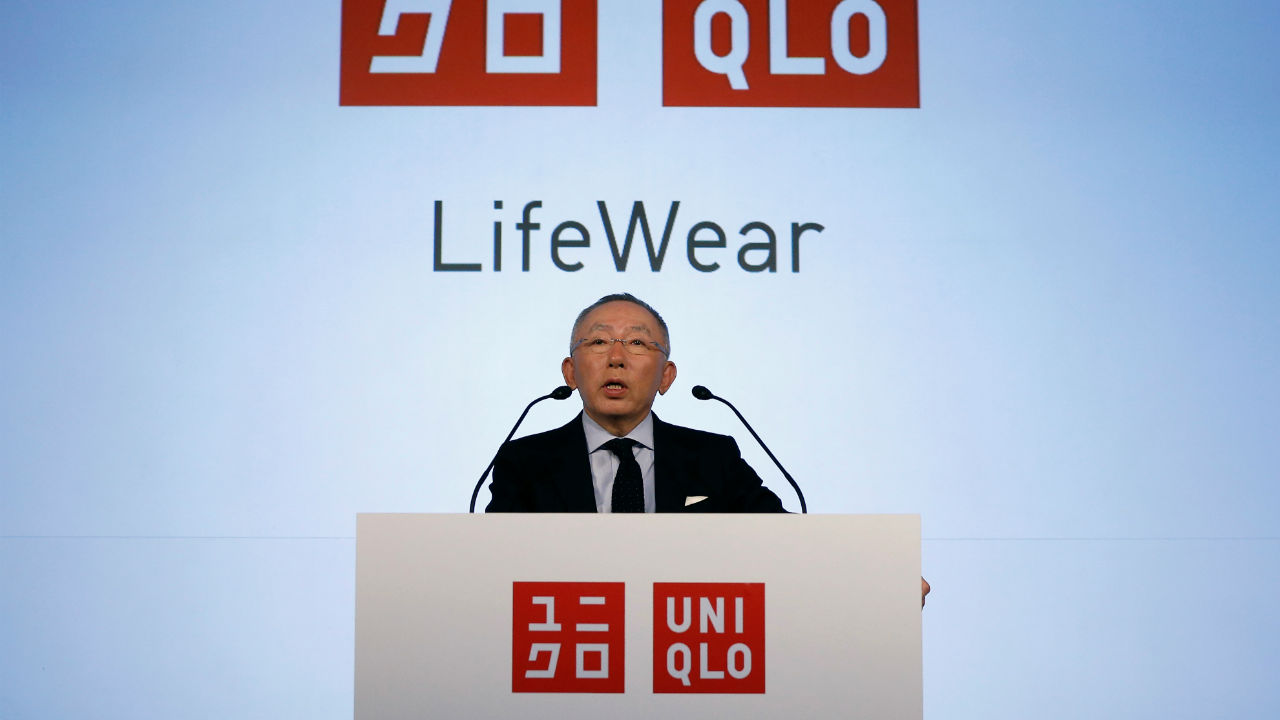 Richest persons in Japan | Tadashi Yanai & family | Yanai built and runs Tokyo-listed retail clothing empire Fast Retailing, parent of the Uniqlo chain. He and his family own a 44% stake.| Net Worth as of March 2019: $22.2 B | Forbes Rich list rank: 41(Image: Reuters)