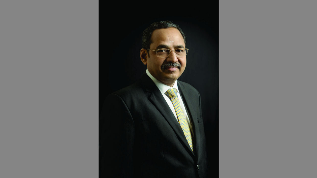 """MD and CEO - Aditya Birla Sun Life AMC A Balasubramanian 