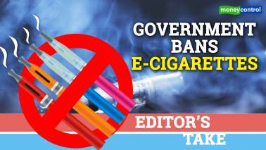 Blanket ban on e-cigarettes by government