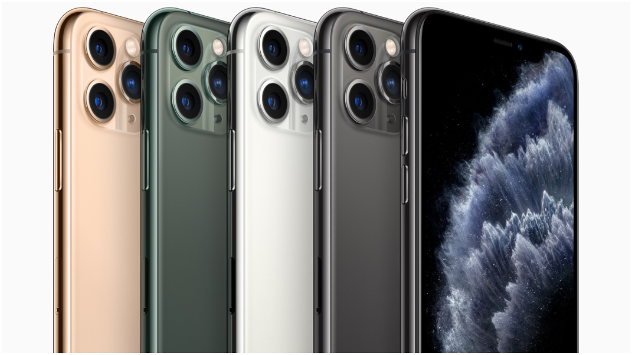 Apple has finally unveiled the much-anticipated iPhone 11 lineup. The three new iPhones launched this year include the iPhone 11, iPhone 11 Pro and iPhone 11 Pro Max. (Image: Apple)