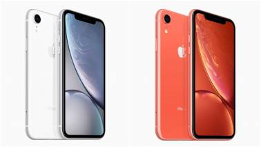 Apple starts selling locally assembled iPhone XR in India