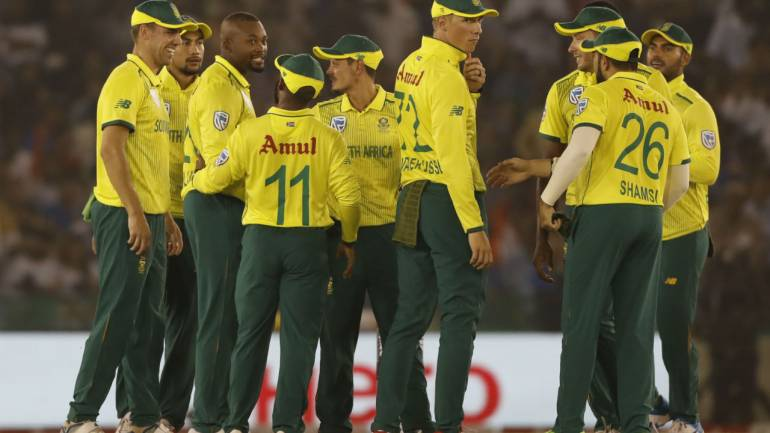 Image result for South Africa cricket team return to home country today