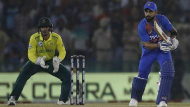 India vs South Africa, 2nd T20I: Kohli's unbeaten 72 helps Men in Blue beat Proteas with ease