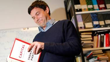Thomas Piketty details political fix for unequal wealth distribution