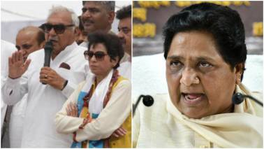 Speculation rife over Congress-BSP alliance in Haryana: Here's how the two parties may benefit