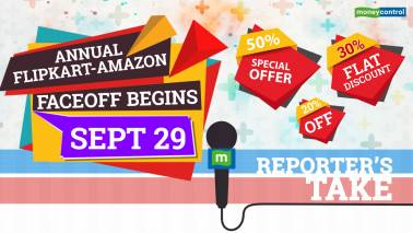 Amazon, Flipkart sale from September 29