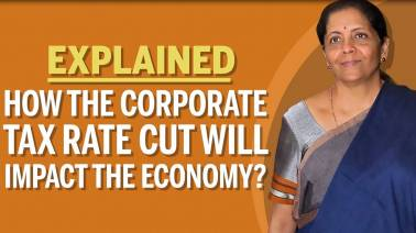 How corporate tax cut will impact economy