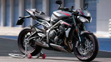 2020 Triumph Street Triple RS India launch in January