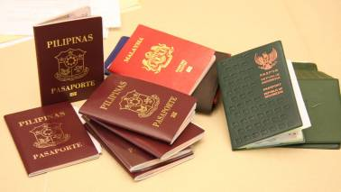 Ever wondered why passports come only in four colours? Here's an answer