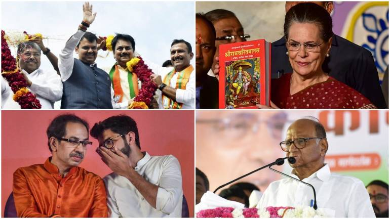Image result for Some iconic faces who will be contesting Maharashtra Assembly election 2019