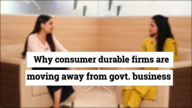 Reporter's Take | Consumer durable firms moving away from govt contracts