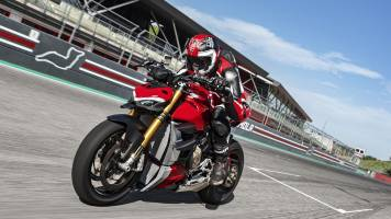 "Ducati Streetfighter V4 voted as ""Most Beautiful Bike of the Show"" at EICMA 2019"