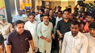 'Why was Nikamma absent?': Congress leader Sanjay Nirupam takes a jibe at Milind Deora again