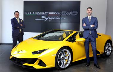 Exclusive: Lamborghini CEO Matteo Ortenzi says working on hybrid technology setup for all models
