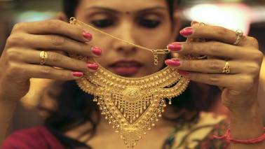 Gold price gains Rs 230 at Rs 38,454 per 10 gram; silver up 0.38%