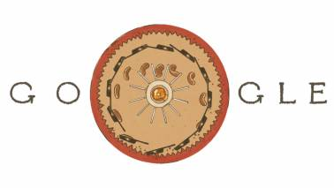 Google Doodle of the Day: Google remembers Belgian physicist Joseph Plateau on his birth anniversary