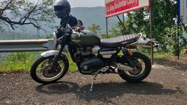 Triumph Scrambler 1200 XC review: An Adventure tourer that poses as a Scrambler