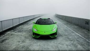 Lamborghini to launch Huracan Evo Spyder in Mumbai