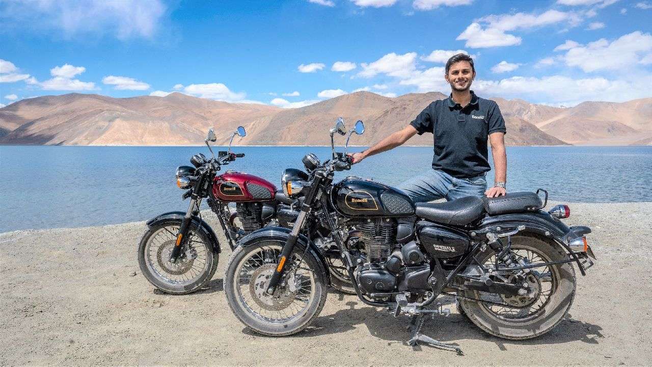 Benelli Imperiale 400 launched in India at Rs 1.69 lakh