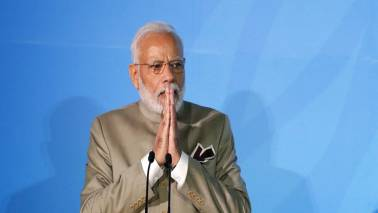 Haryana Assembly Election | Congress destroyed nation with its wrong policies, says PM Modi