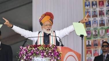 Won't let water flow to Pak, will divert it to Haryana, Rajasthan: PM Modi
