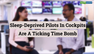 Sleep-deprived pilots are a ticking time bomb