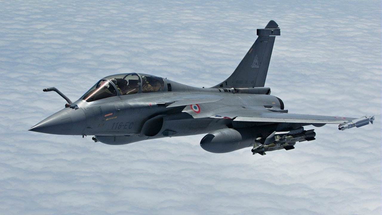 IAF's first Rafale would carry the tail number 'RB-001'. Reports suggest that it has been named after the current Chief of Air Staff, RKS Bhadauria. (Image: Dassault Aviation website/Representative image)