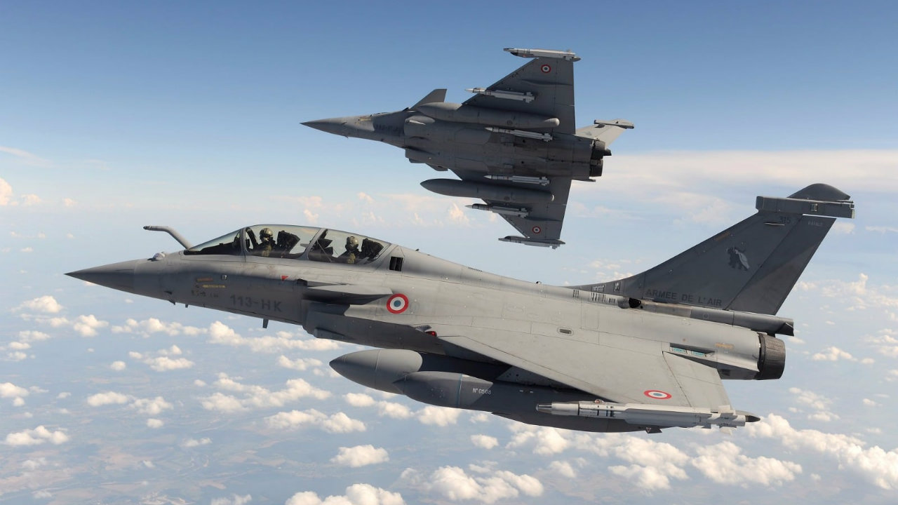Moreover, Rafale is equipped with long-range ground attack missiles that has the capability to take out targets with precision