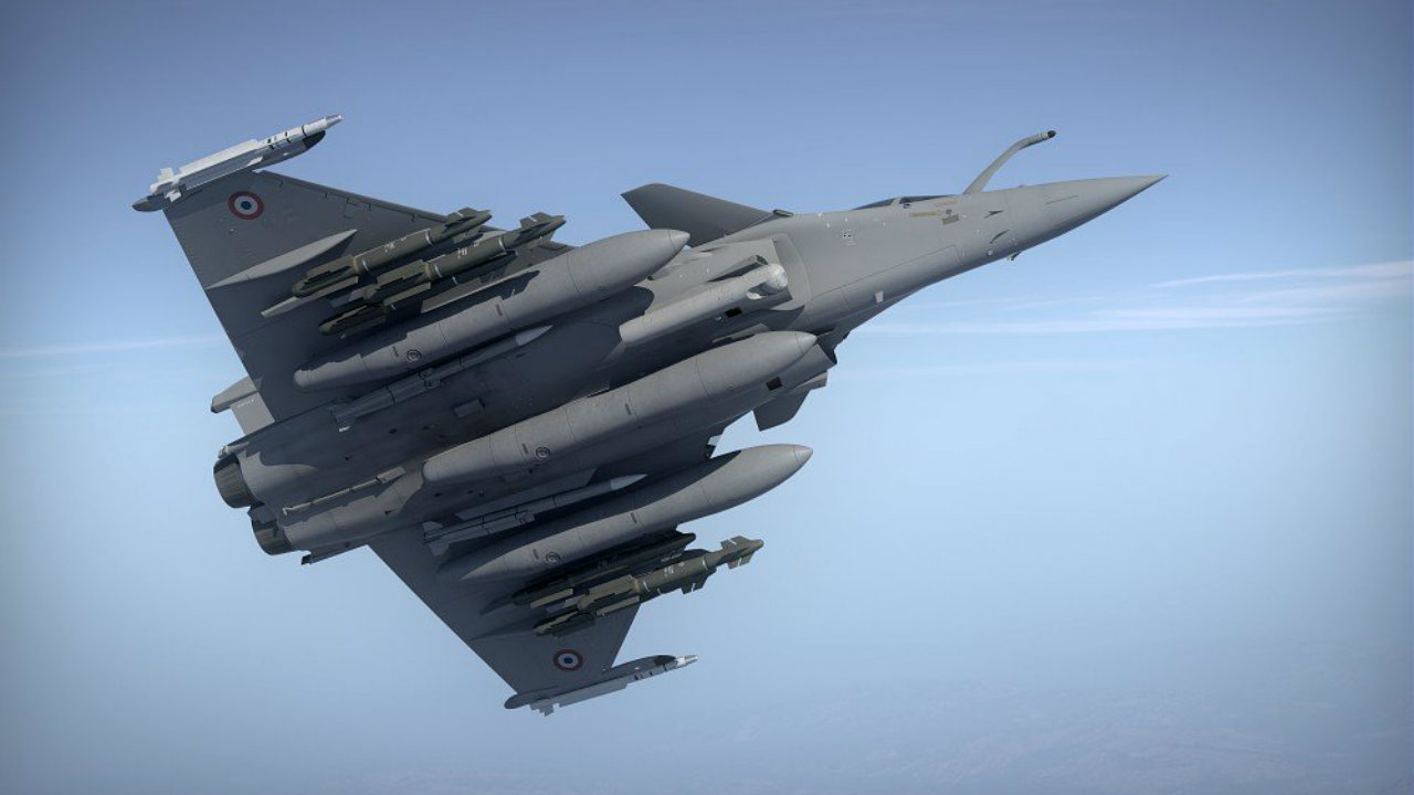 According to reports, Rafale is set to be the most capable fighter jet in India (Image: Dassault Aviation website/Representative image)