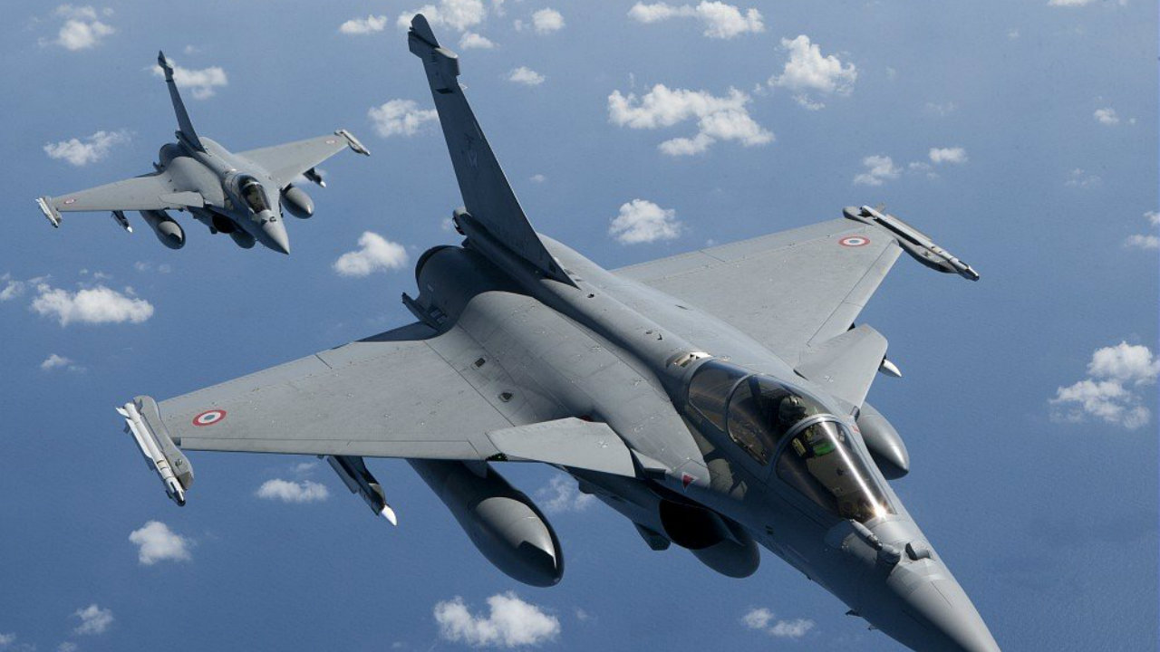 Some of the other features include helmet-mounted sights and targeting system, enabling pilots' ability to shoot off weapons at better pace. (Image: Dassault Aviation website/Representative image)
