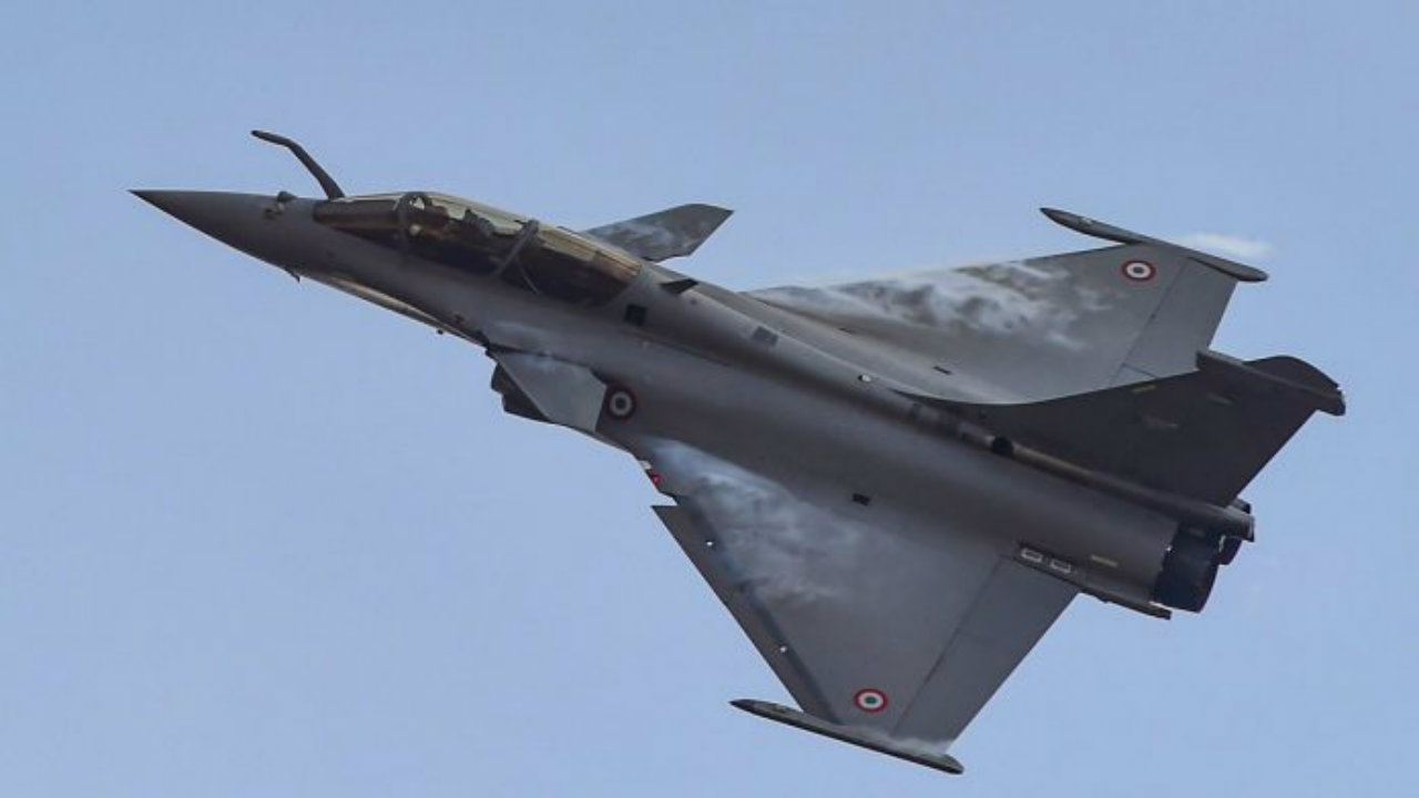The Indian Air Force (IAF) received first of its 36 Rafale fighter jets on October 8. (Image: PTI)