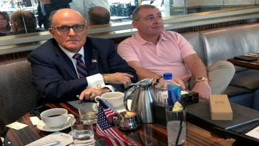 Trump lawyer Giuliani was paid $500,000 to consult on indicted associate's firm