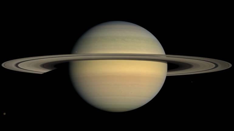 Saturn (Wikimedia)