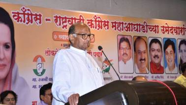 Maharashtra Assembly Election: Sharad Pawar rails against ex-NCP colleagues; seeks BJP-Sena ouster