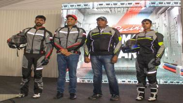 TVS Motor launches range of performance riding gear at MotoSoul 2019