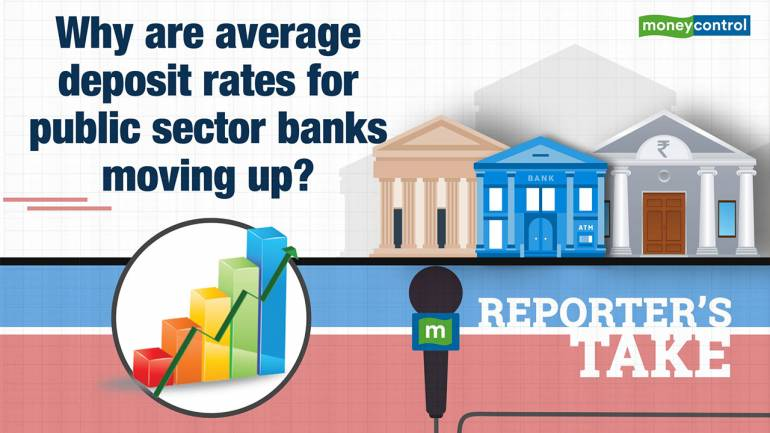 Reporter's Take | Why average deposit rates for public sector banks are moving up