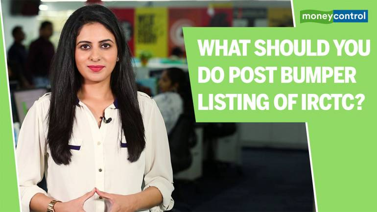3-Point Analysis   What investors should do post IRCTC's bumper listing - Moneycontrol.com thumbnail