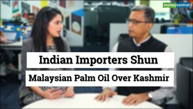 Indian importers shun Malaysian palm oil over Kashmir
