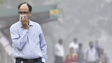 Air quality 'very poor' at many places in Delhi-NCR