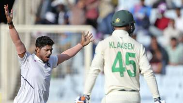India vs South Africa, 3rd Test, Day 3 Highlights: As it happened