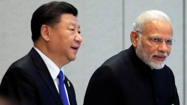 Modi-Xi meet: Terror, trade the key talking points