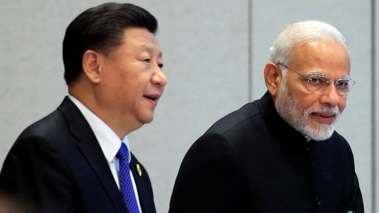 Modi-Xi meet: Terror and trade the two main talking points