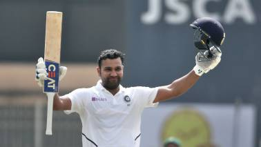 India vs South Africa, 3rd Test Day 2: Rohit's maiden double ton puts IND in driver's seat
