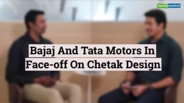 Bajaj and Tata Motors face-off over Chetak