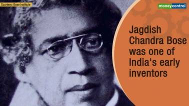 Jagdish Chandra Bose: The man who proved plants have life