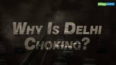 Why is Delhi choking & are measures helping?