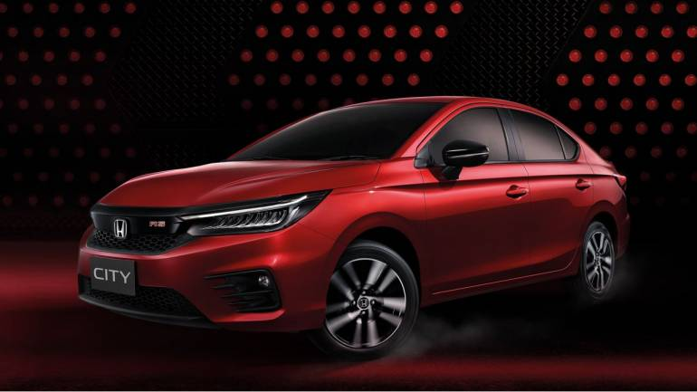 India Bound 2020 Honda City Unveiled In Thailand A Look At